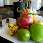 fruit & cake, 3rd day