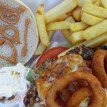 Burger 3rd July