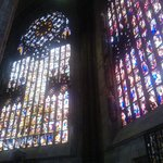 Duomo's Stained Glass
