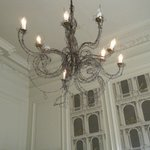 Gorgeous  chandelier.