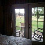 Vue de la chambre à Furnace Creek Ranch