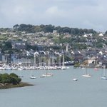 Out look over Kinsale