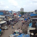 Dharavi slum tour- captured at Mahim station