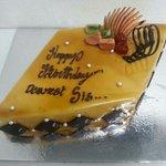 July Month 1st Cake