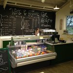Fully stock Cafe and Sandwich Bar