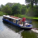 A River Avon cruise from the Hotel.