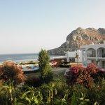 Foto de Alfa Beach Hotel