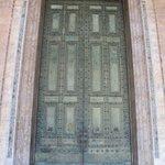 Arcibasilica di San Giovanni in Laterano, front doors taken from the Roman Curia