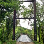 The second & larger bridge