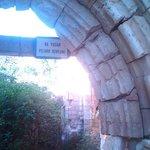Detalle puerta principal
