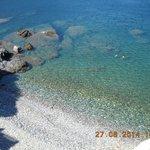 City beach in Skopelos