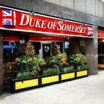 Duke of Somerset exterior