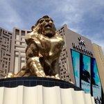 Vu du Las Vegas boulevard
