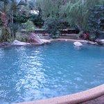 Children's pool near main reception.