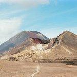 Самый известный вид на вулкан