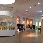Swissôtel  Bremen lobby bar