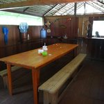 Salle à manger Amazon Tarzan Lodge