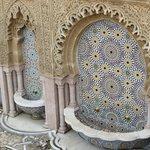 Intricate craftsmanship