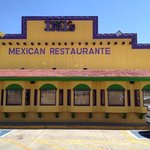 Leal's Mexican Restaurant is a good stop