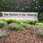 National D-Day Memorial at Bedford