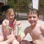 kids having passed swim test