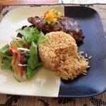 Jamaïcan chicken