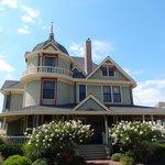 "The beautiful ""Williams Cottage Inn"""
