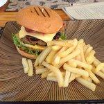 EMI bol burger ;)