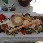 Salade italienne !