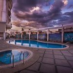 sky view swimming pool