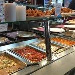 Wednesday  lunch buffet
