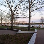 Beaufort Waterfront Park in March