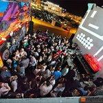 Rooftop Bar & Dance Floor Th-Saturday