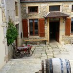 Clos St. Louis in Fixin, Bourgogne
