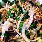 Cold Thai Beef Salad