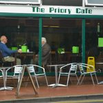 The Priory Cafe, Wrexham