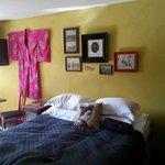 Room Krusenstern - comfy bed and nice atmosphere