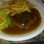beefsteak in papar sauce
