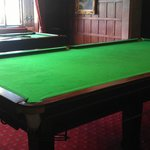 trelawne manor snooker room