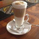 Latte Coffee - €2'50