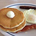 IHop special breakfast, Kerrville TX