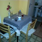 Tavolino in camera