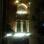 Vista sul Palau di notte