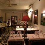 Photo de Restaurant in Hotel La Residence