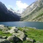 Lac de Gaube, Pireneus, França