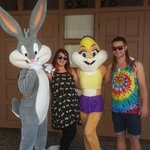 Photos with these bunnies