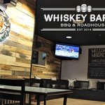 Foto de Whiskey Barrel BBQ & Roadhouse