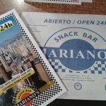 Como recomendaba, visitar Mariano's!!!