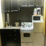 Room 311 kitchenette