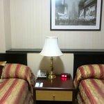 Room 311 bedroom